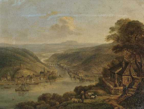 English 19. Century. Rhine landscapes - photo 1