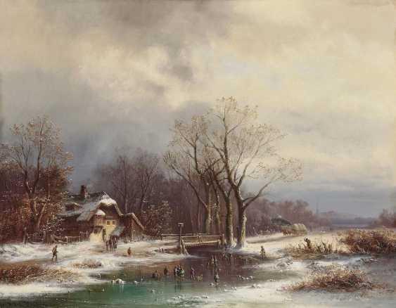 Doll, Anton. Great rural winter landscape - photo 1