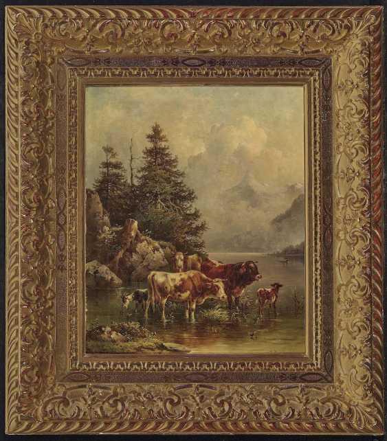 Mahlknecht, Edmund. Parthie in Zell am see - photo 2