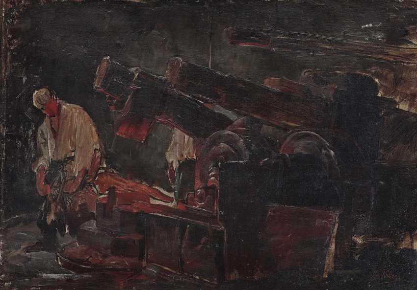 Keller, Friedrich von. Hammer mill - photo 1