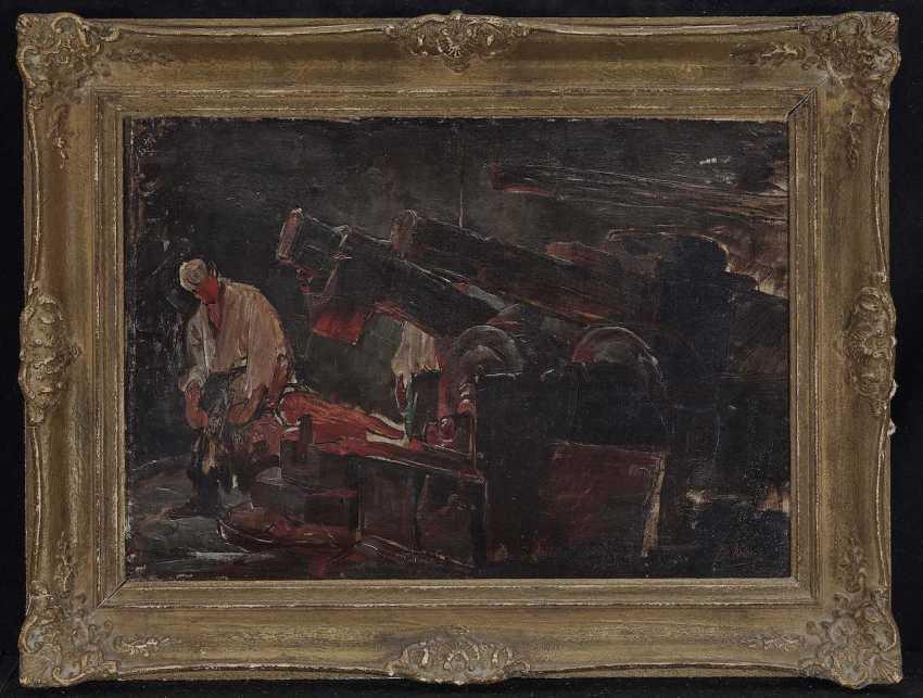 Keller, Friedrich von. Hammer mill - photo 2