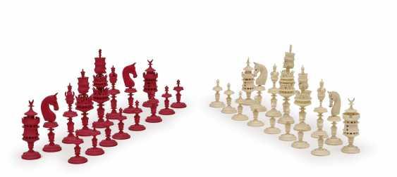 Chess game. South German, 19th century. Century - photo 1