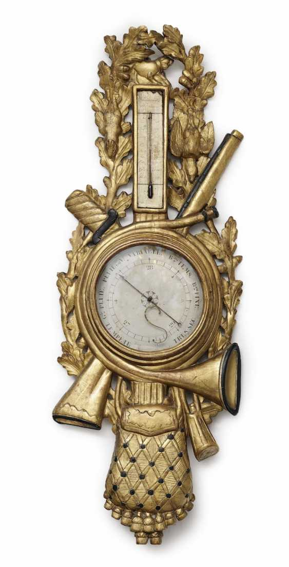 Barometer. France (Paris), 18./19. Century - photo 1