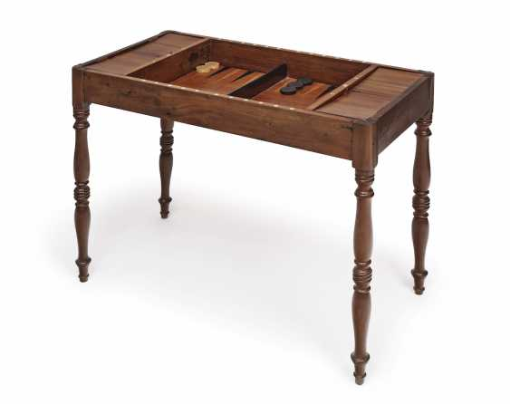 A game table. France, 1. Half of the 19th century. Century - photo 3
