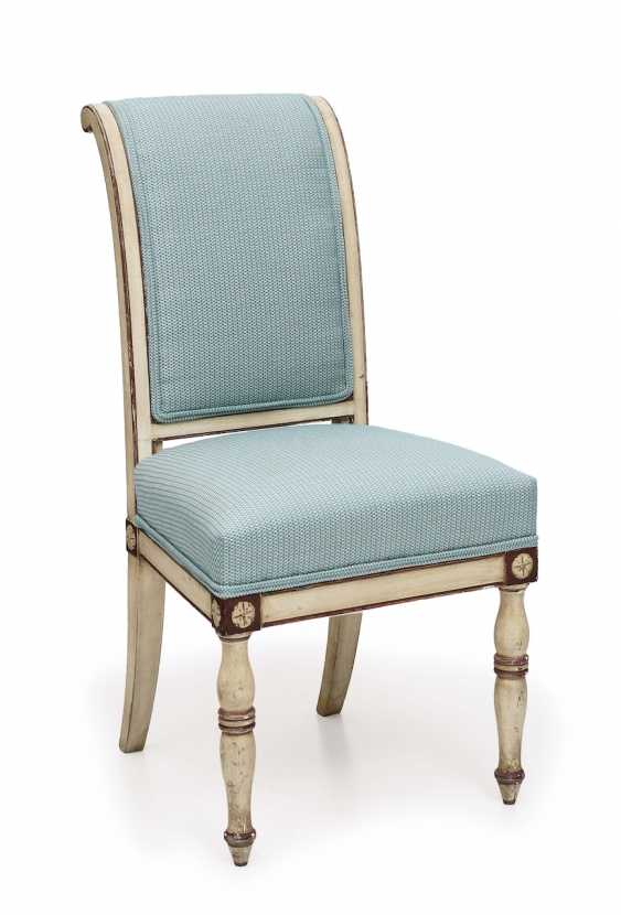 Set of six chairs. France, 1. Half of the 19th century. Century - photo 1