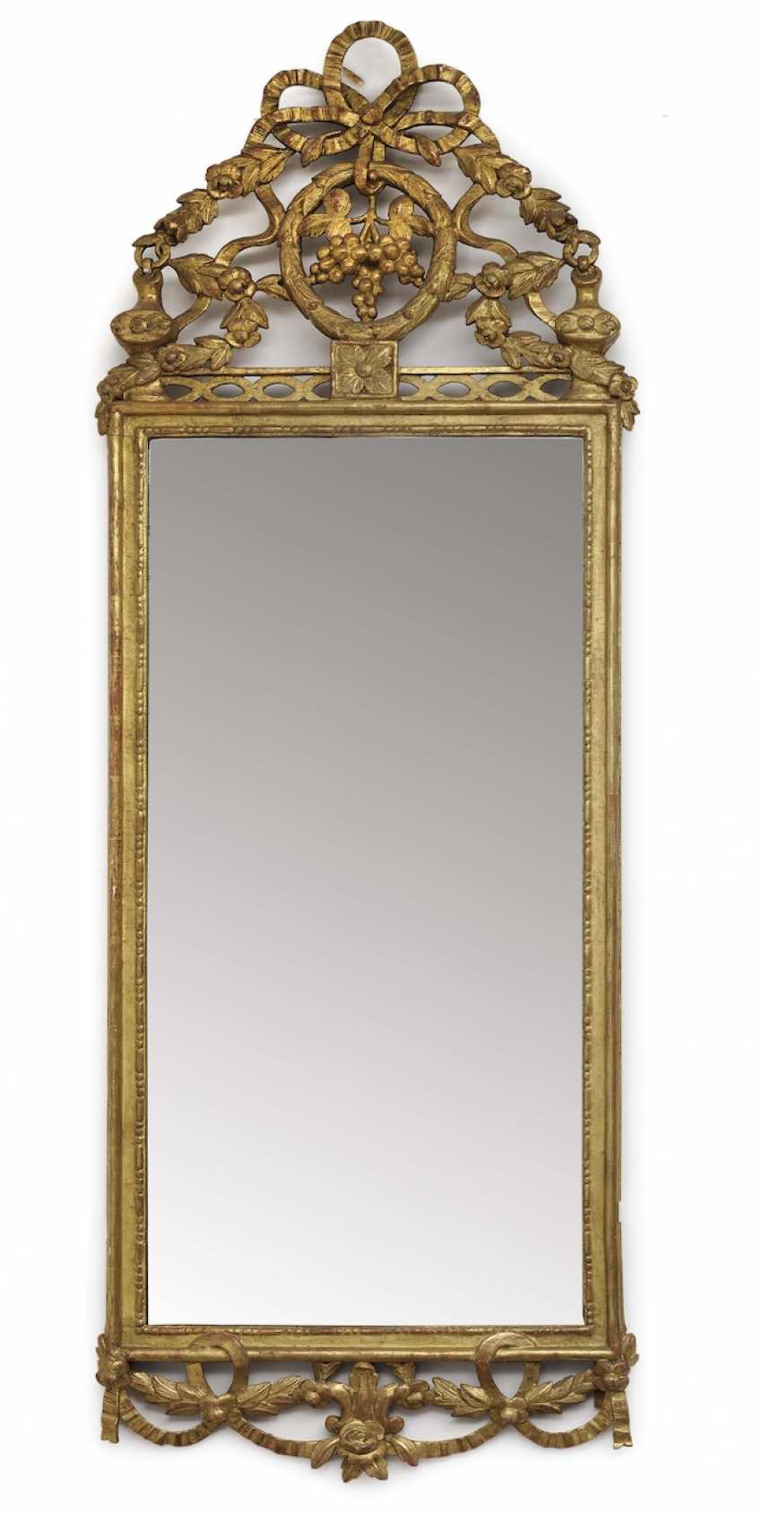 Mirror. France, At The End Of 18. Century - photo 1