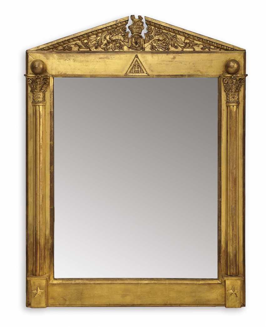Mirror. England, Mid-19th Century. Century - photo 1