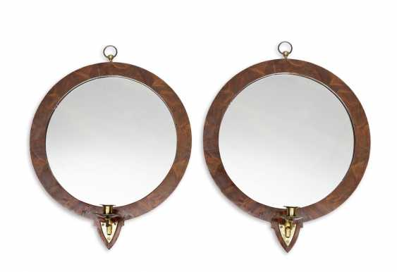 A Pair Of Mirrors. France, 19. Century - photo 1