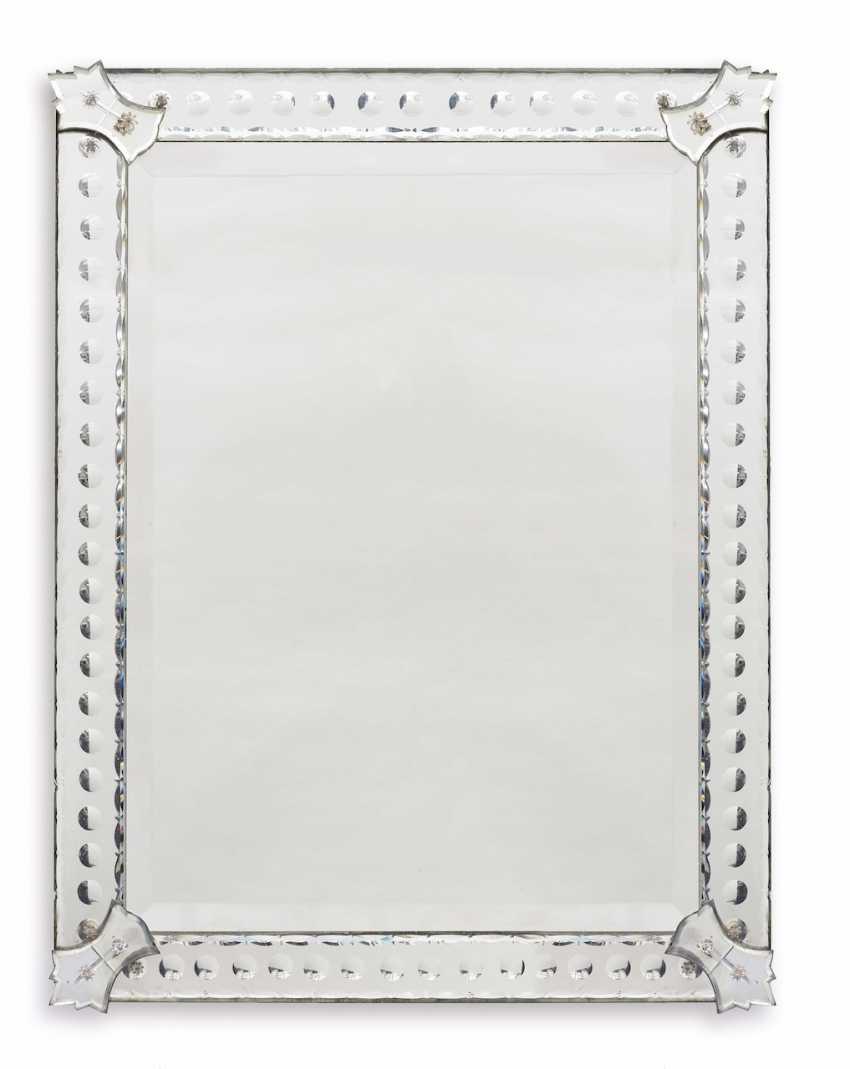 Bistro Mirror. France, around 1930 - photo 1