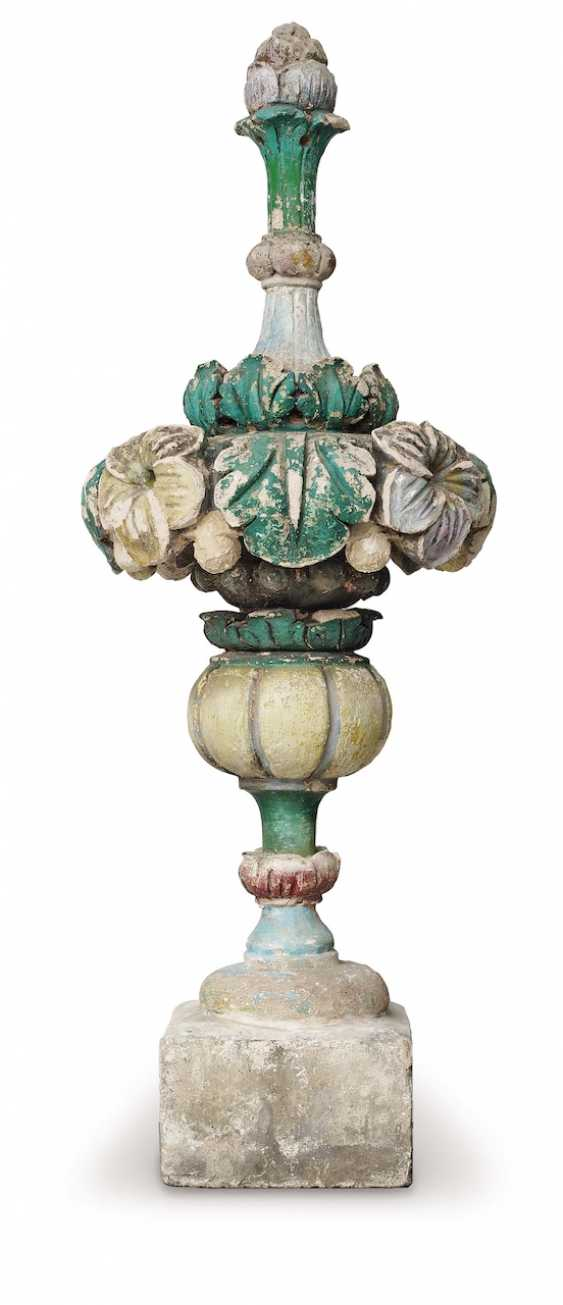 A Pair Of Baluster. France, 19. Century - photo 1