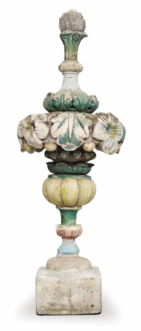A Pair Of Baluster. France, 19. Century - photo 2