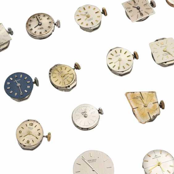 Vintage ladies watch works of 56 PCs of various brands, - photo 2