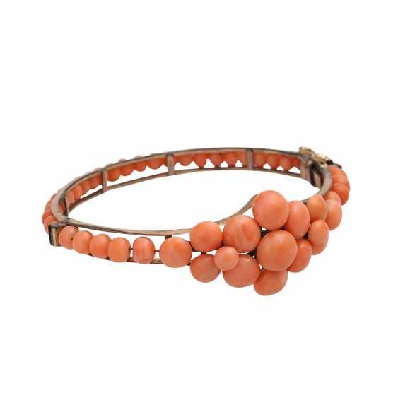 Vintage 3 - piece coral jewelry - photo 2