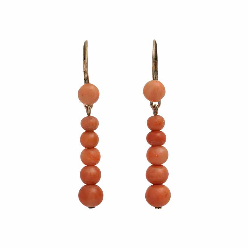 Vintage 3 - piece coral jewelry - photo 4
