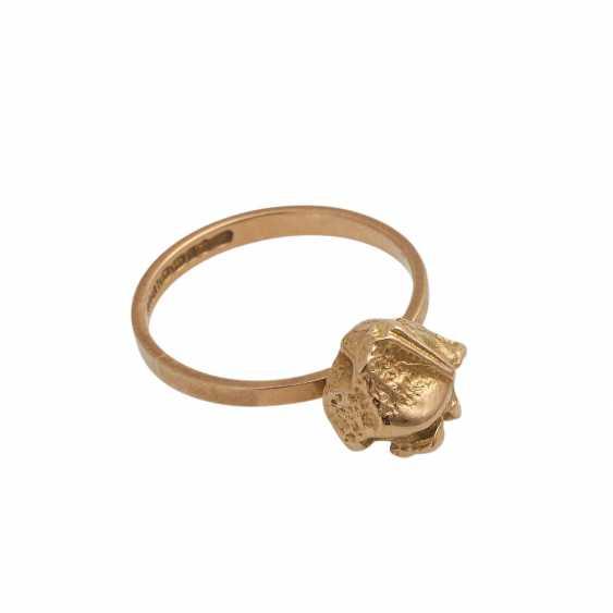 LAPPONIA vintage gold jewelry, - photo 3