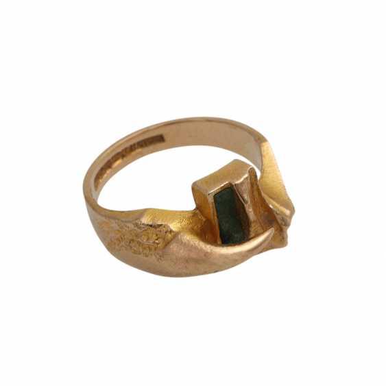 LAPPONIA vintage gold jewelry, - photo 5