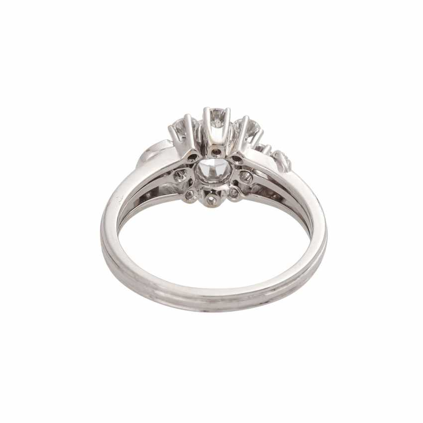 Ring with diamond of approximately 1.5 ct - photo 4