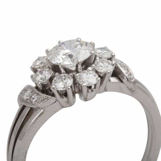 Ring with diamond of approximately 1.5 ct - photo 5