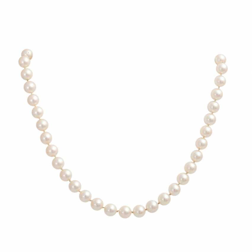 Akoya Pearl Necklace - photo 1