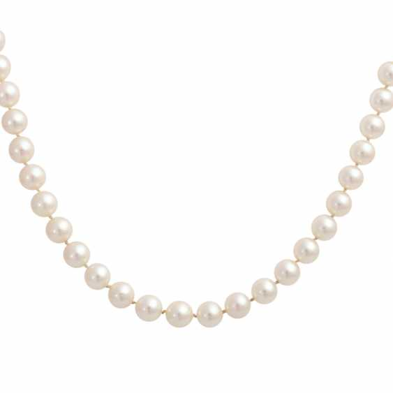 Akoya Pearl Necklace - photo 2
