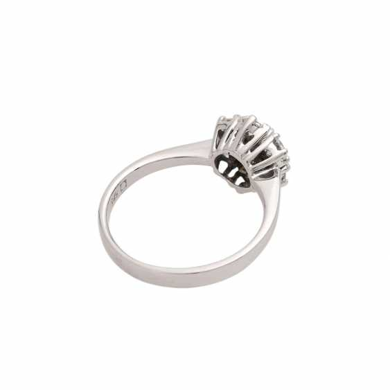 Ring-brilliant together approx 0.6 ct - photo 3