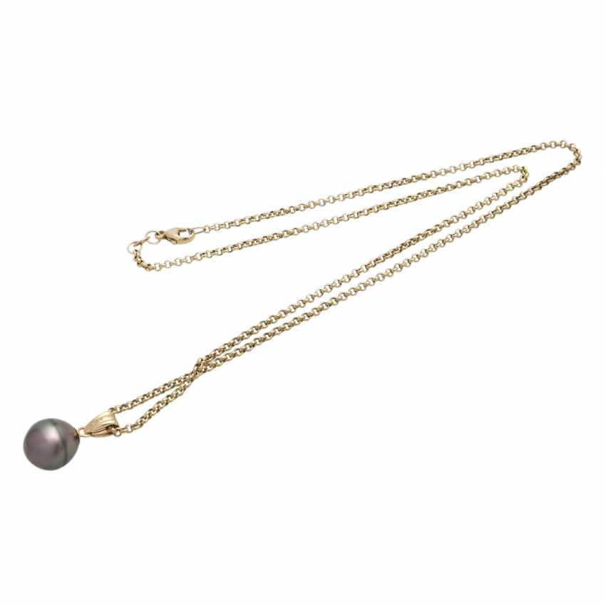 3-piece set of cultured pearls jewelry - photo 2