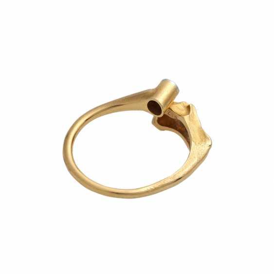 LAPPONIA-Ring with diamond - photo 3