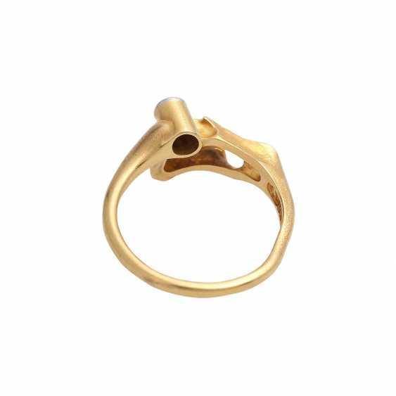 LAPPONIA-Ring with diamond - photo 4