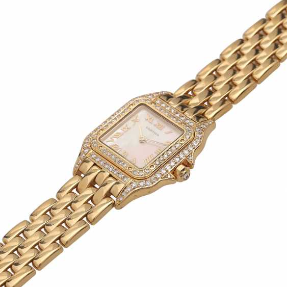 CARTIER Panthere women's watch, Ref. 866919, about 80/90s. - photo 4