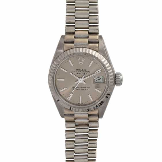 ROLEX Oyster Datejust women's watch, Ref. 6917/9, approx. 1970/80s. - photo 1