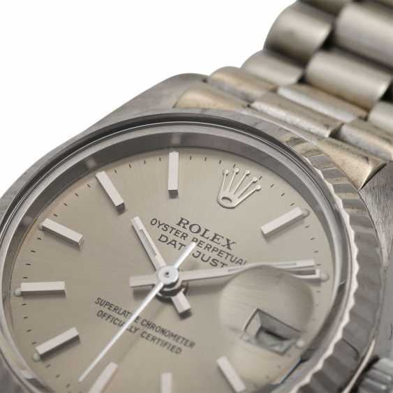 ROLEX Oyster Datejust women's watch, Ref. 6917/9, approx. 1970/80s. - photo 5