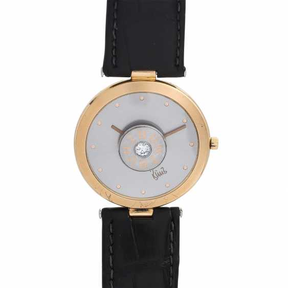 BUNZ wristwatch, Ref. 3681. Case Gold 18K. - photo 1