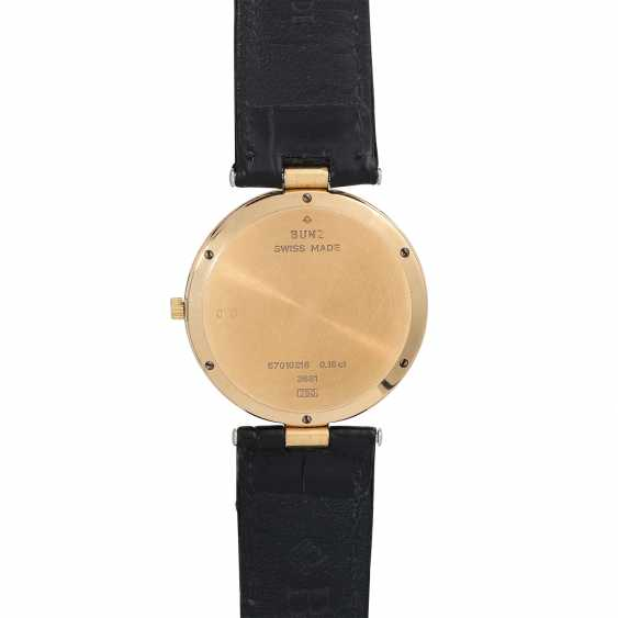 BUNZ wristwatch, Ref. 3681. Case Gold 18K. - photo 2