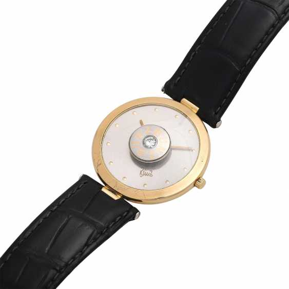 BUNZ wristwatch, Ref. 3681. Case Gold 18K. - photo 4