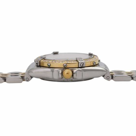 BREITLING Wings Lady women's watch, Ref. D67350. Stainless steel/Gold 18K. - photo 3