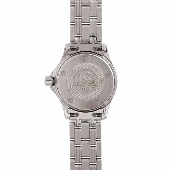 OMEGA Seamaster ladies watch. Stainless steel. - photo 2