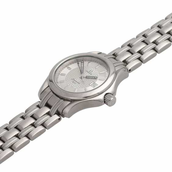 OMEGA Seamaster ladies watch. Stainless steel. - photo 4