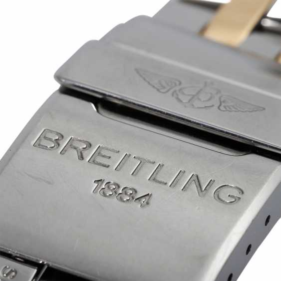 BREITLING Chronomat Evolution Chronograph Herrenuhr, Ref. C 13356. - photo 6