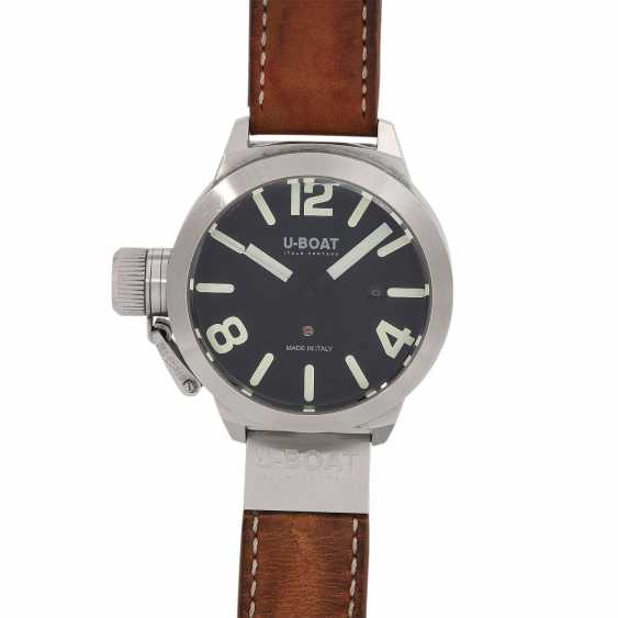 U-BOAT Classico men's watch, Ref. U-5564. Stainless steel. - photo 1
