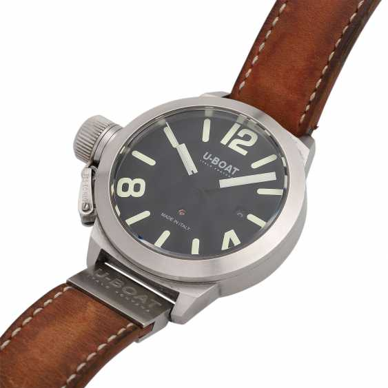 U-BOAT Classico men's watch, Ref. U-5564. Stainless steel. - photo 4