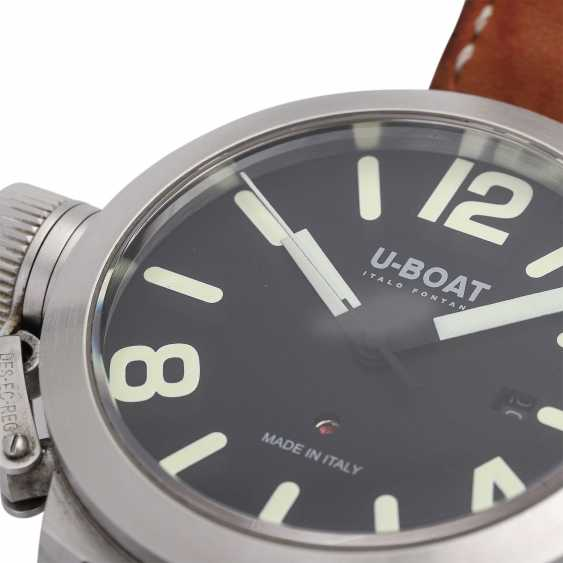 U-BOAT Classico men's watch, Ref. U-5564. Stainless steel. - photo 5