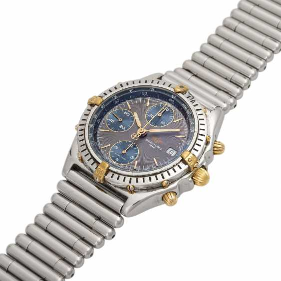 BREITLING Chronomat men's watch, Ref. B13048. Stainless steel/Gold 18K. - photo 4