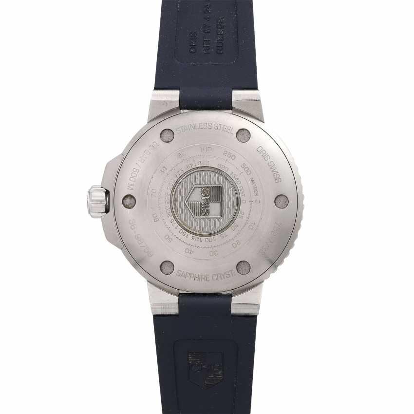 ORIS Aquis Big Day Date men's watch, Ref. 01 752 7733 4135. Stainless steel. - photo 2