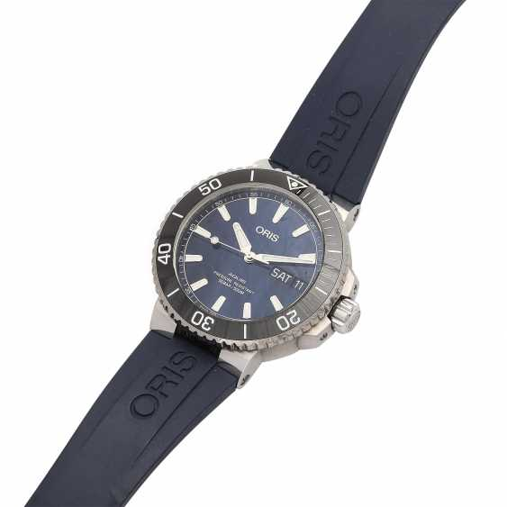 ORIS Aquis Big Day Date men's watch, Ref. 01 752 7733 4135. Stainless steel. - photo 4