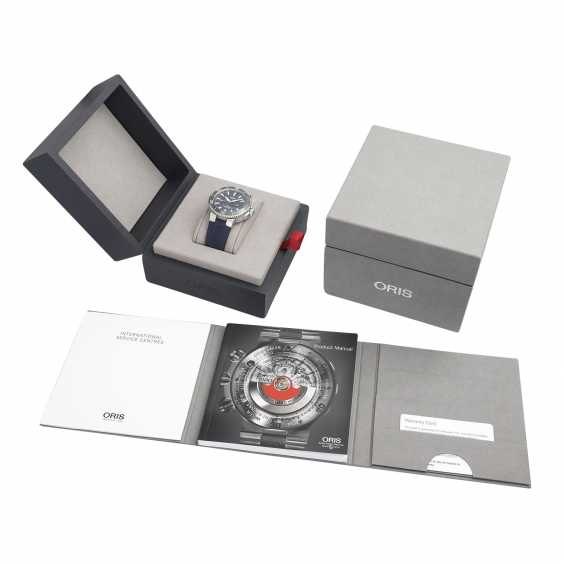 ORIS Aquis Big Day Date men's watch, Ref. 01 752 7733 4135. Stainless steel. - photo 6