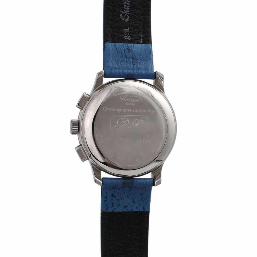 COMOR Grand Prix d'europe Chronograph men's watch, 1990s. - photo 2