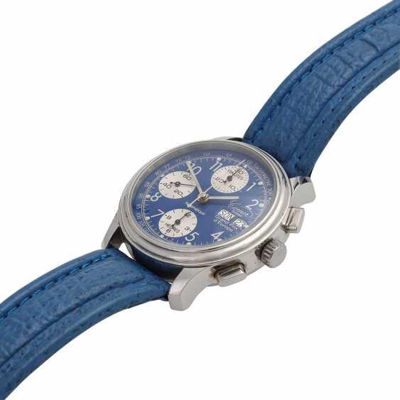 COMOR Grand Prix d'europe Chronograph men's watch, 1990s. - photo 4