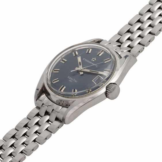 ETERNA Matic Kontiki 20 watch. Stainless steel. - photo 4