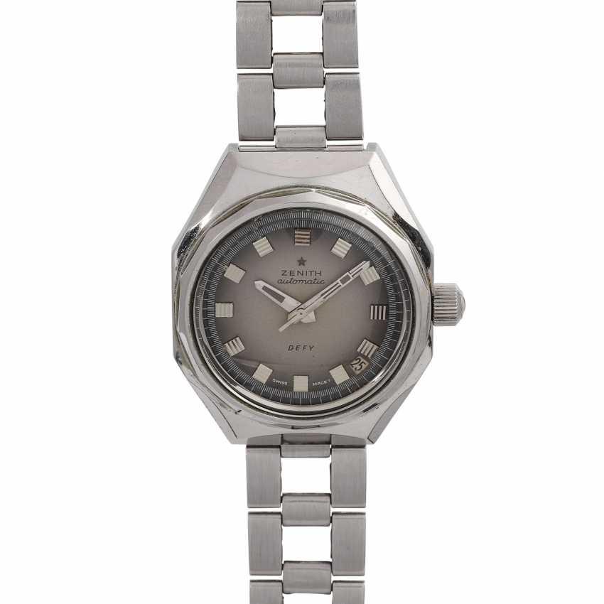 ZENITH Defy Vintage men's watch CA. 1960/70s. - photo 1
