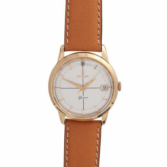OMEGA Vintage men's watch CA. 1960s. Rose Gold 18K. - photo 1